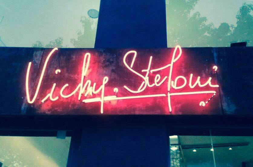 Logo Vicky Stefani