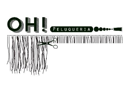 Logo OH Peluquería