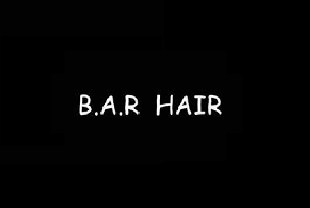 Logo BAR Hair