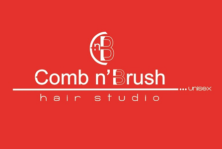Logo Comb n´Brush Hair Studio