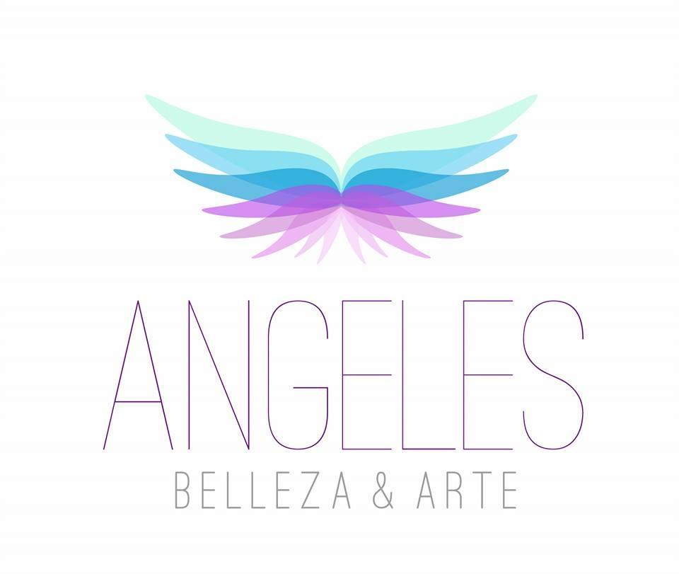 Logo Angeles - Belleza y Arte