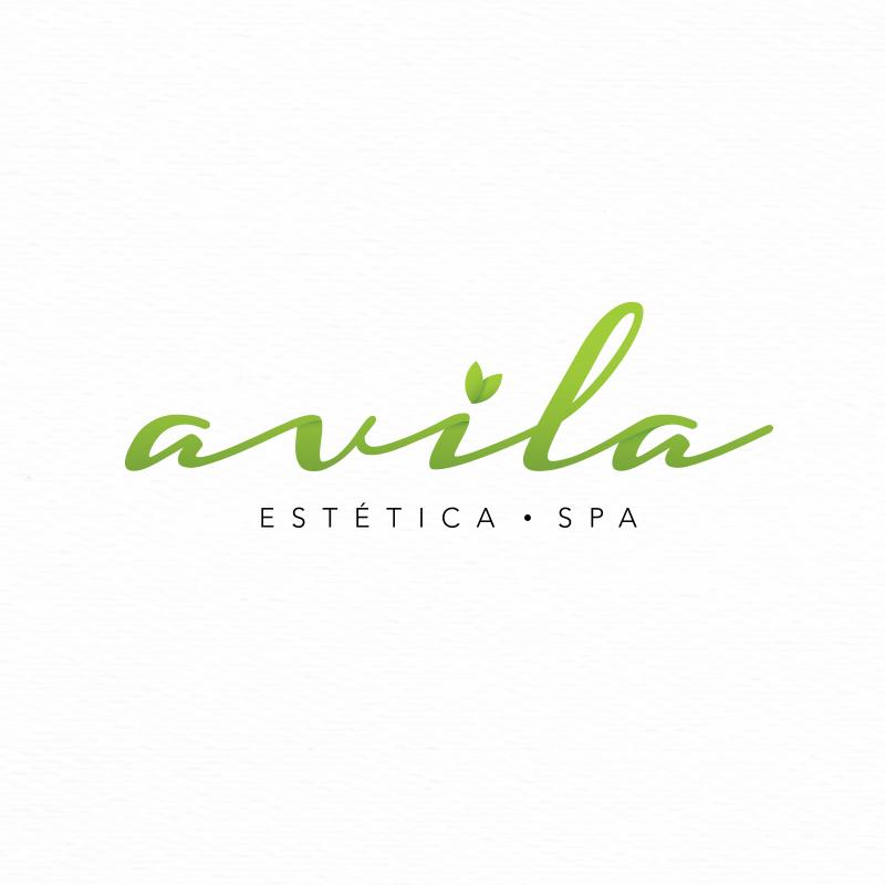 Logo AVILA Estética Spa