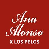 Logo Ana Alonso por los pelos