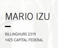 Logo Mario Izu