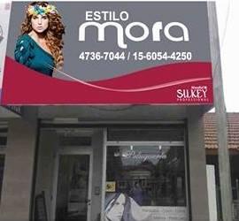 Logo Estilo Mora