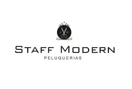 Logo Staff Modern Pilará