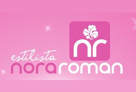 Logo Estilista Nora Román