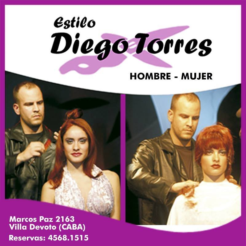Logo Estilo Diego Torres