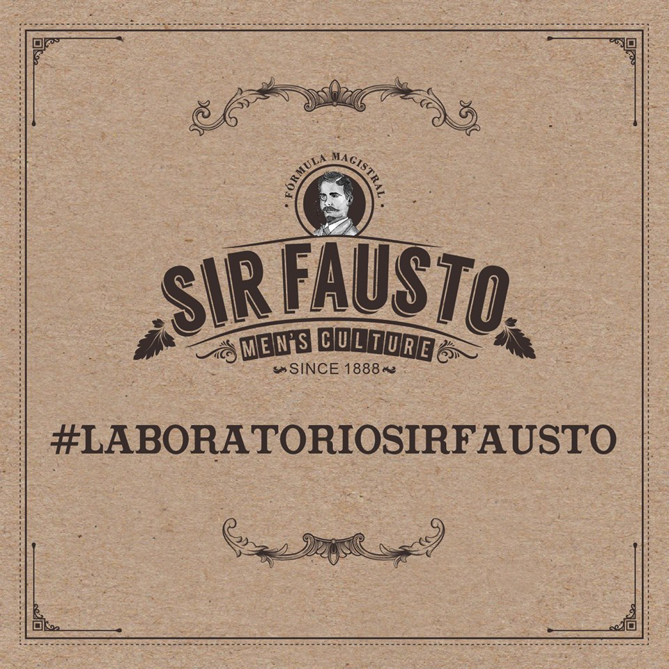 Logo Laboratorio Sir Fausto