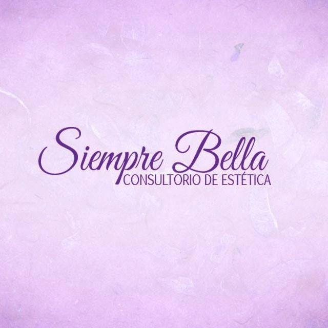 Logo Siempre Bella
