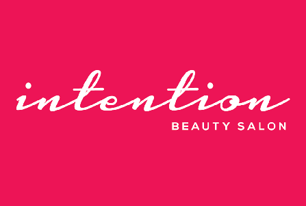 Logo Intention Beauty Salon