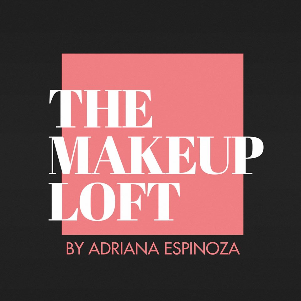 Logo The Makeup Loft by Adriana Espinoza