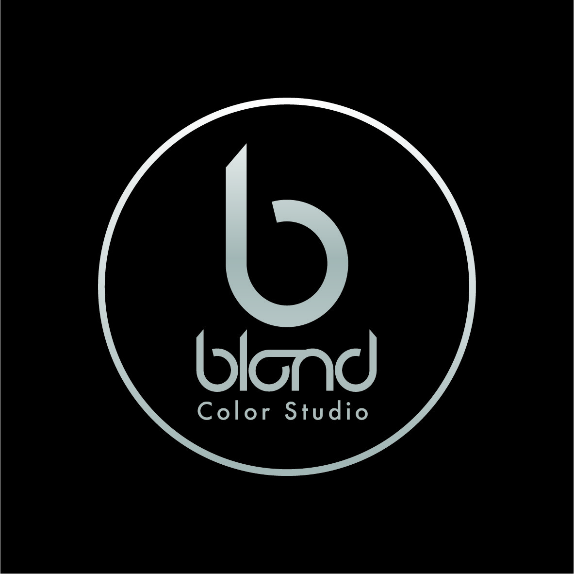 Logo Blond Color Studio