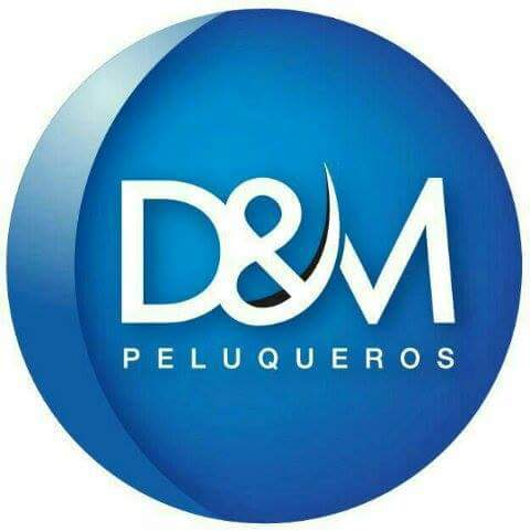 Logo D&M Peluqueros