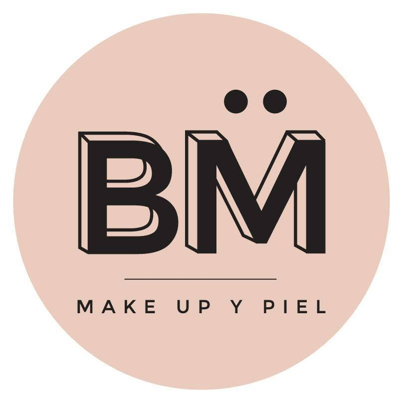 Logo Bárbara Müller Make Up - Recoleta