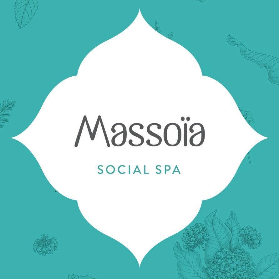 Logo Massoia Social Spa