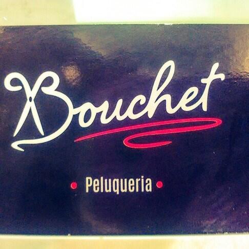 Logo Bouchet Peluquería - Recoleta