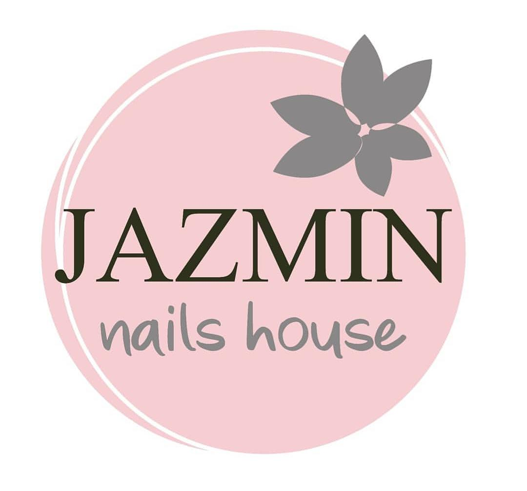 Logo Jazmin Nails House