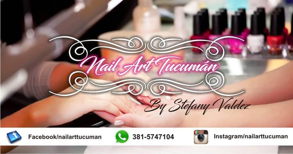 Logo Nail Art Tucumán