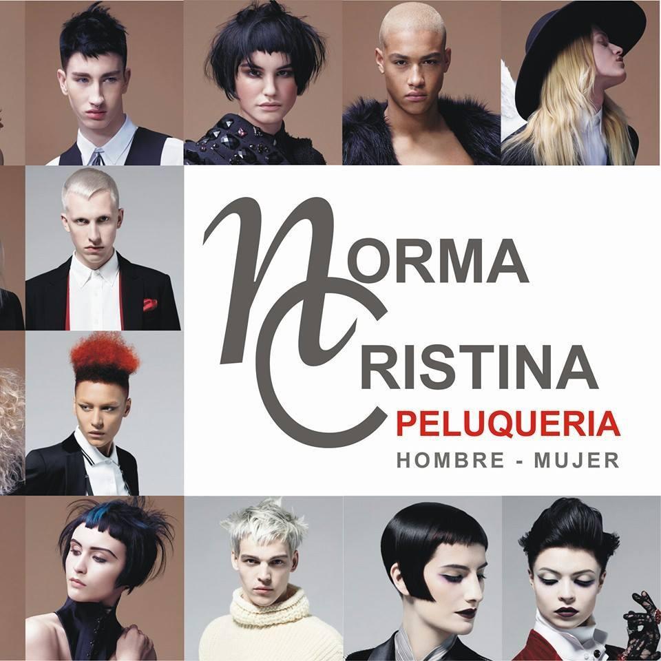 Logo Norma Cristina Peluquería - Gral. Paz