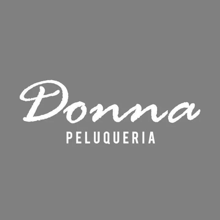Logo Donna Peluquería