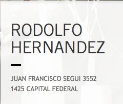 Logo Rodolfo Hernandez