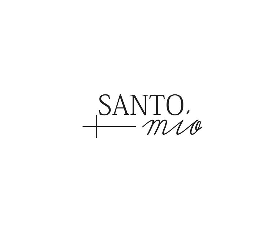Logo Santo Mío
