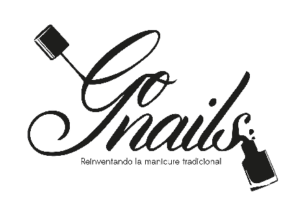 Logo Go Nails Abasto