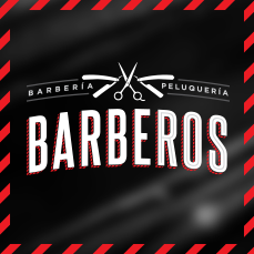 Logo BARBEROS
