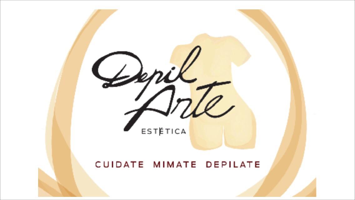 Logo Depil Arte