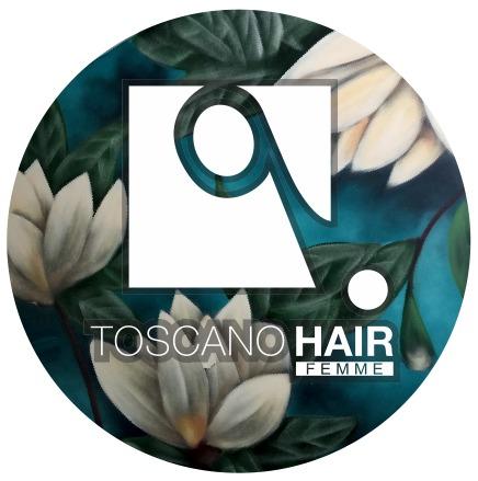 Logo Toscano Hair - Femme