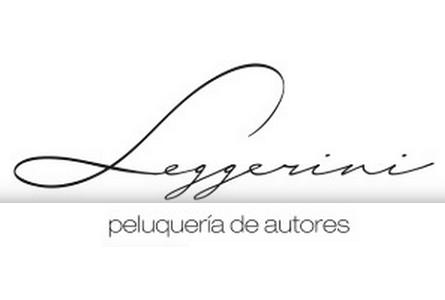 Logo Leggerini - Peluquería de Autores