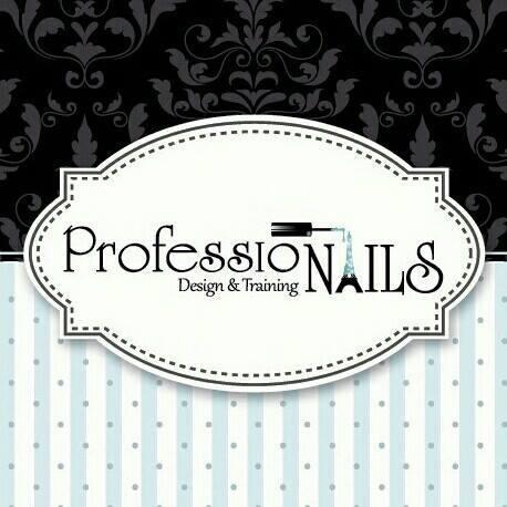 Logo ProfessioNails Argentina