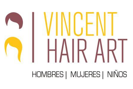 Logo Vincent Hair Art