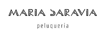 Logo María Saravia Peluquería