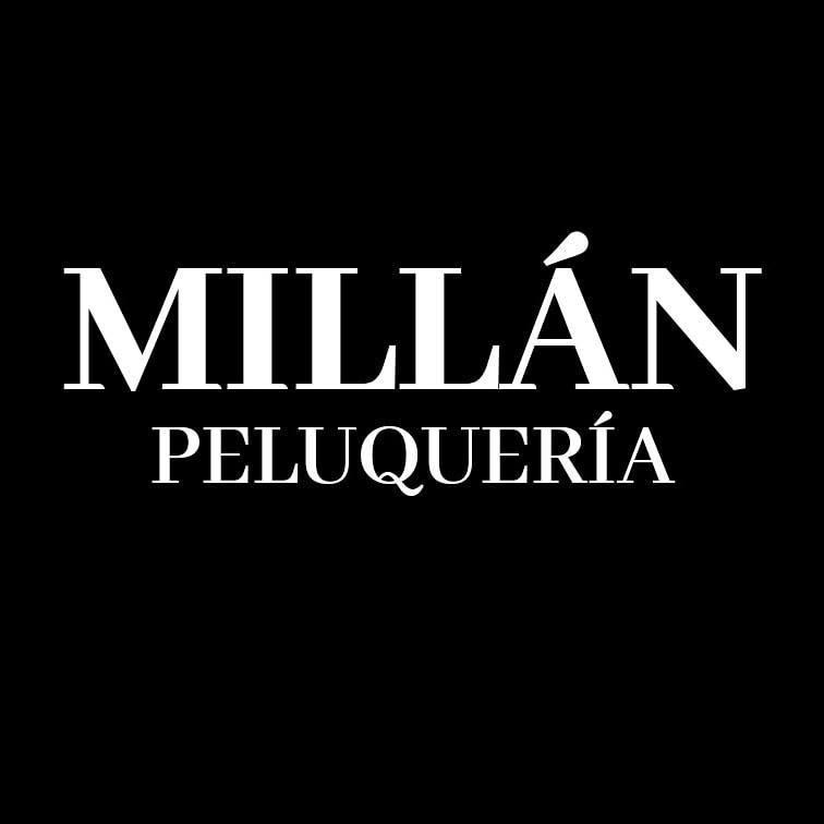 Logo Millán Peluquería