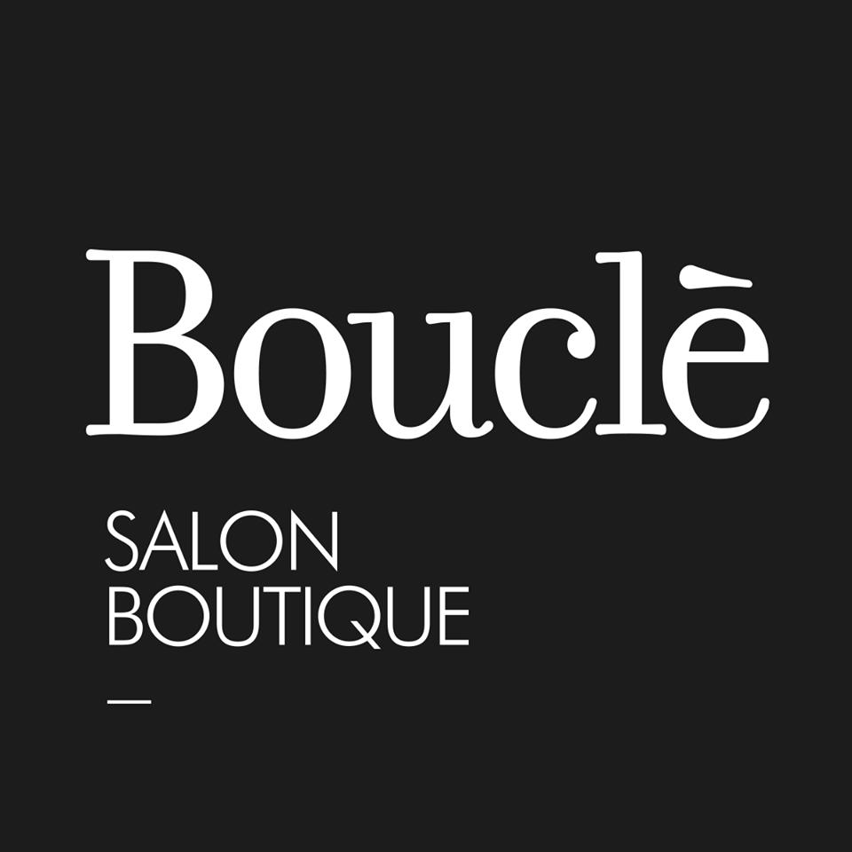Logo Bouclé Salon Boutique
