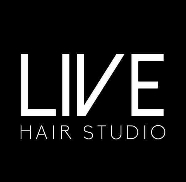 Logo LIVE Hair Studio