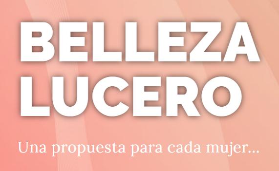 Logo Belleza Lucero