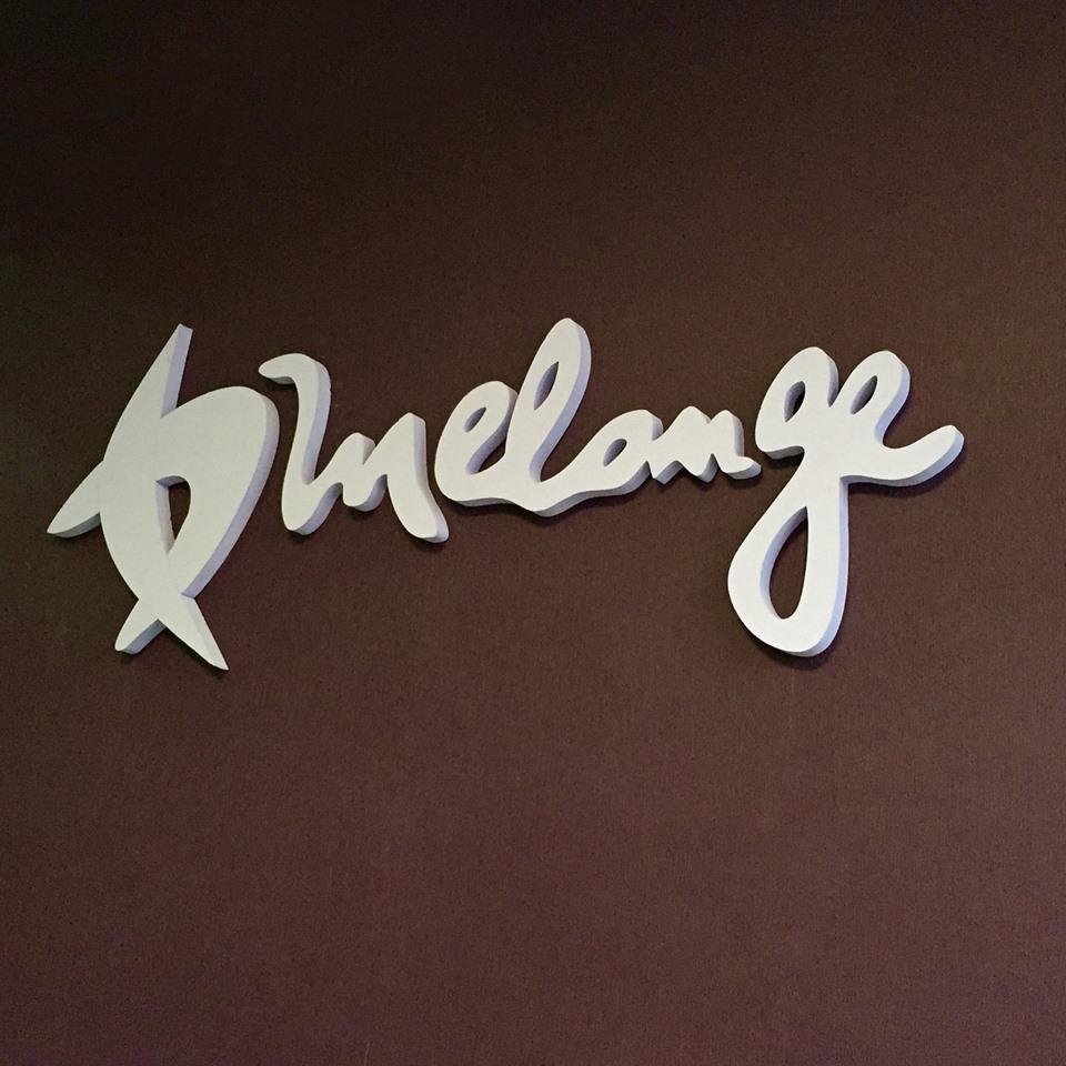 Logo Melange Peluquería