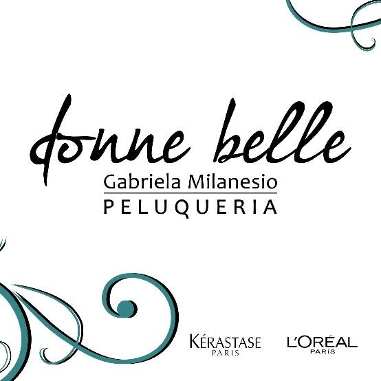 Logo Donne Belle Peluquería
