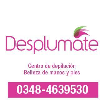 Logo Desplumate