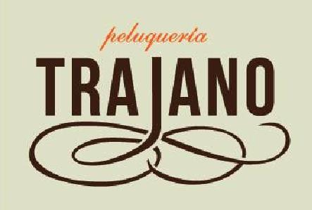 Logo Peluquería Trajano